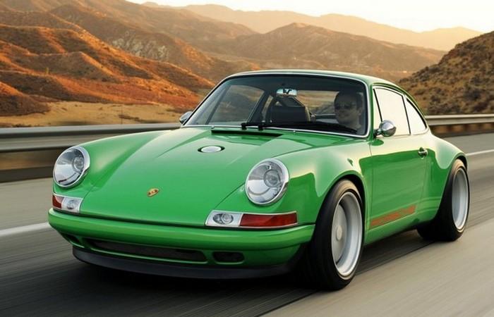 Porsche изменил нумерацию модели с 901s на 911s.