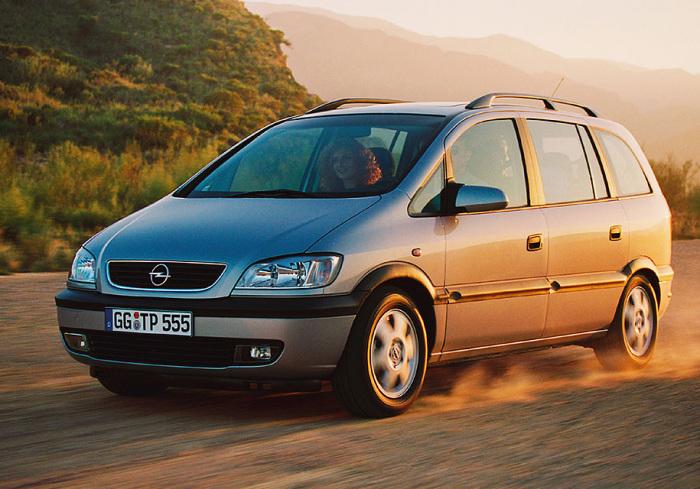 Opel Zafira вышел добротным авто.