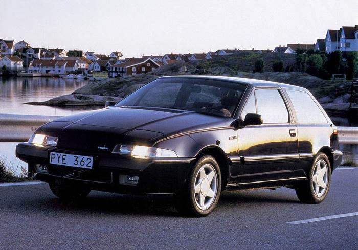 Удачный Volvo 480 создан при поддержке компании.