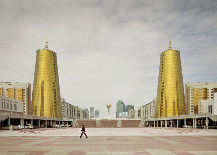 Дома министерств, Астана.