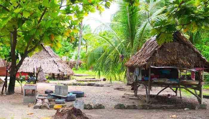 Возможно выжить на Кирибати.