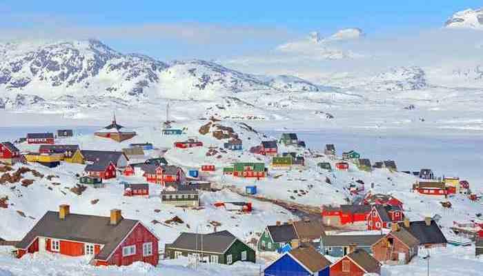 Возможно выжить в Гренландии.