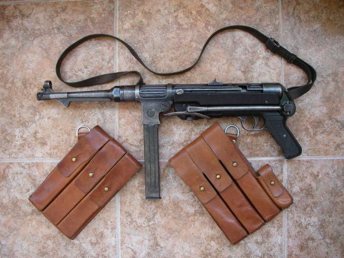 В целом - это неплохое оружие.