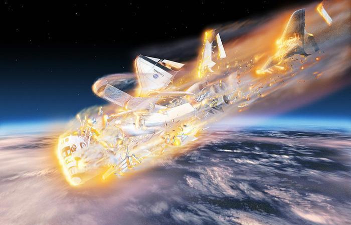 В аниме «Ковбой Бибоп» предсказана катастрофа шаттла Columbia.