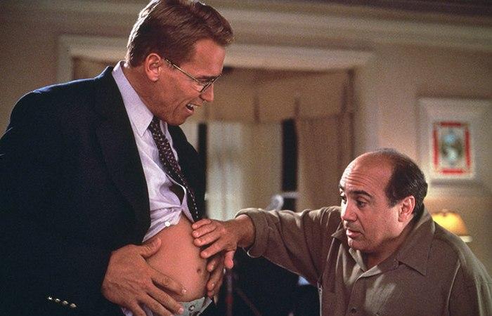 Беременность: симптомы беременности у отца.