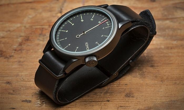 Часы Komono — The One.