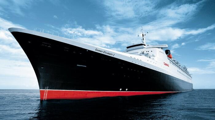 Все зависит от размеров кораблей и скорости. ¦Фото: oboi7.com.