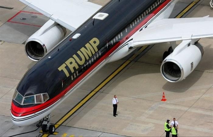 Частный самолет Boeing 757 Private Jet.