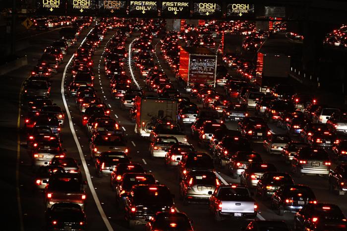 И днем и ночью. |Фото: livejournal.com.
