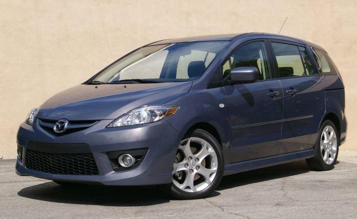 Проблемы есть и у Mazda.
