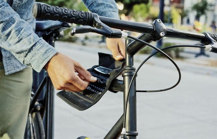 Новый функциональный набор велосипедных инструментов.