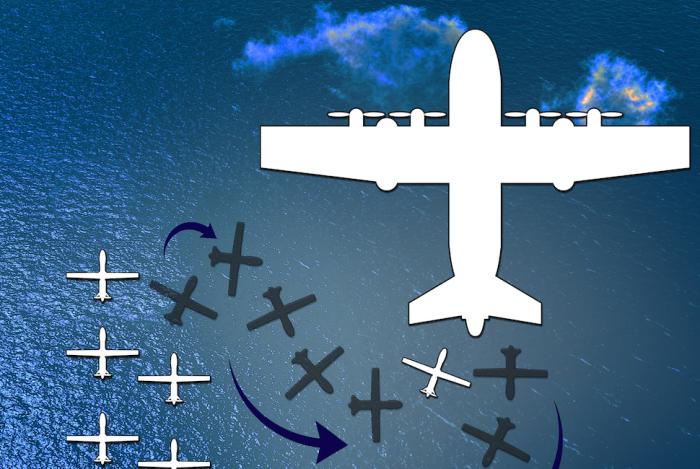 Самолеты-авианосцы DARPA.