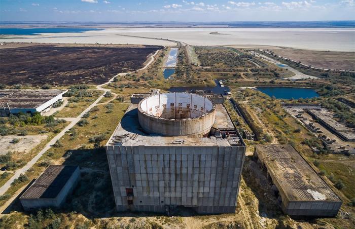 АЭС могла обеспечить энергией весь Крым.