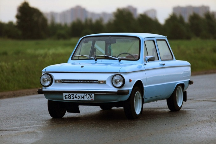 Хорошая машина. |Фото: drive2.ru.