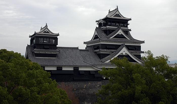 Замок Кокура.