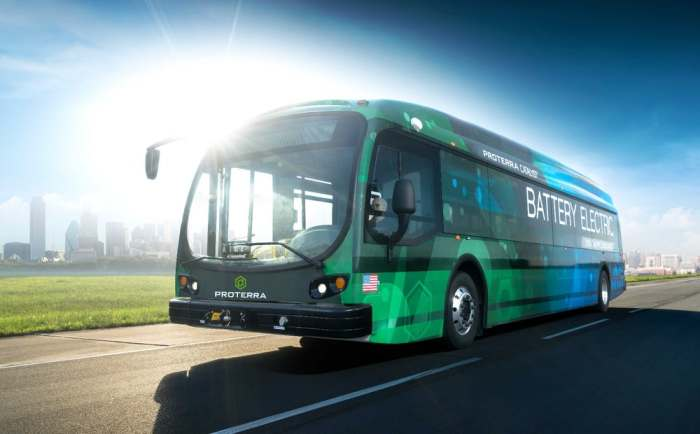Автобус будущего, который есть уже сегодня.