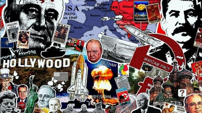 Началась холодная война.  Фото: yandex.com.