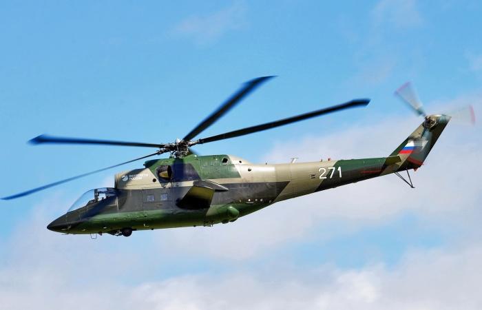 Вертолет, который начнут использовать совсем скоро.