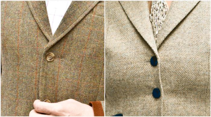 Пуговицы с разных сторон на одежде не просто так. |Фото: hotshowlife.mirtesen.ru.