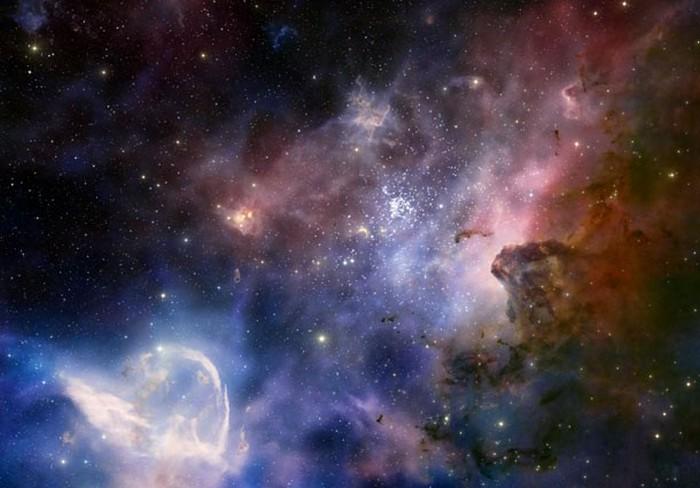 Квантовая механика: вселенная может быть голограммой.