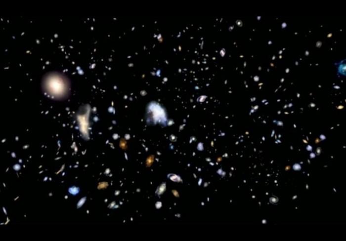 Квантовая механика: существует более одной вселенной.