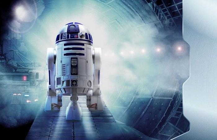 R2-D2 - самый очаровательный герой Звёздных войн.