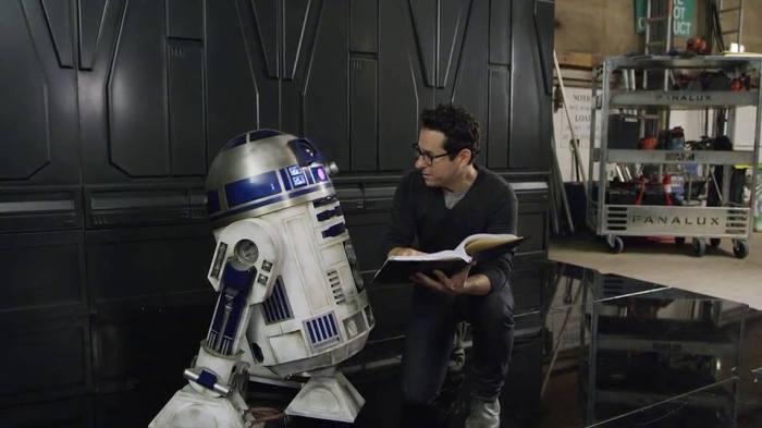 R2-D2 участвовал в церемонии «Оскар».