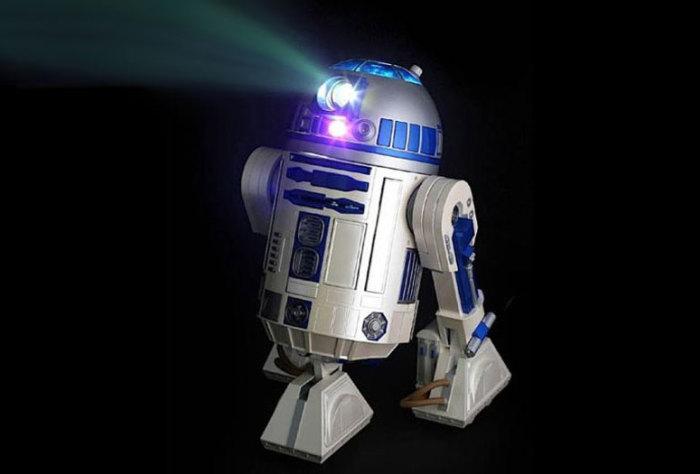 R2-D2 умеет материться.