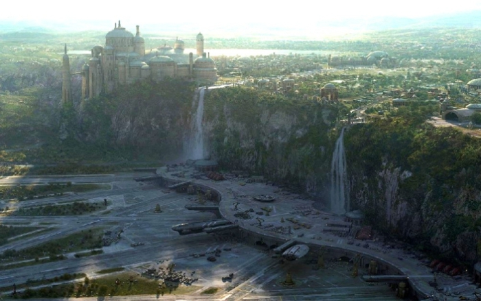 Место рождения R2-D2 - планета Набу.
