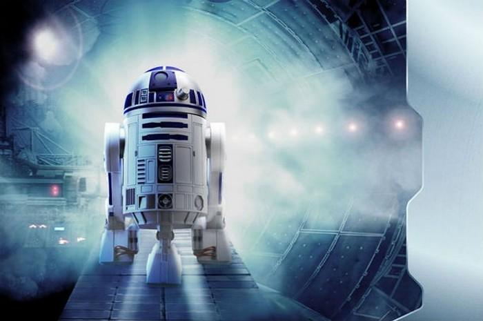 Звуки R2-D2.