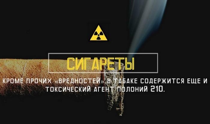 Радиоактивные изотопы.
