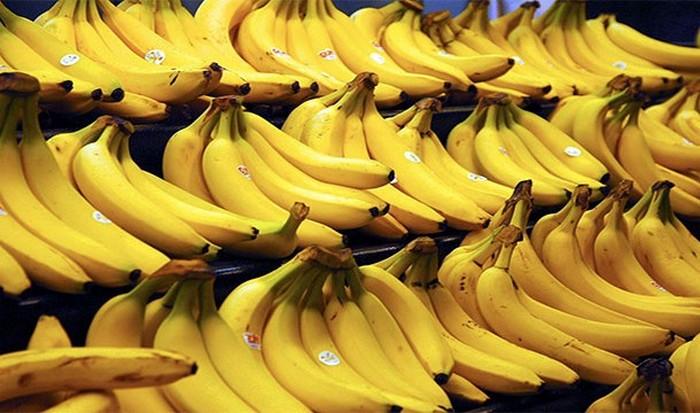 Радиологический контроль бананов крайне важен.