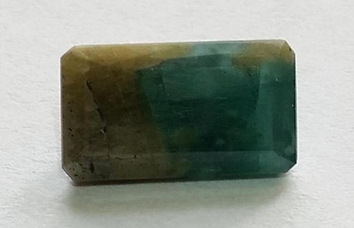 Грандидьерит - только один совершенный камень.