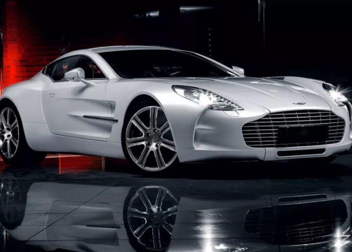 Aston Martin One-77 одна из самых сильно растущих в цене машин.