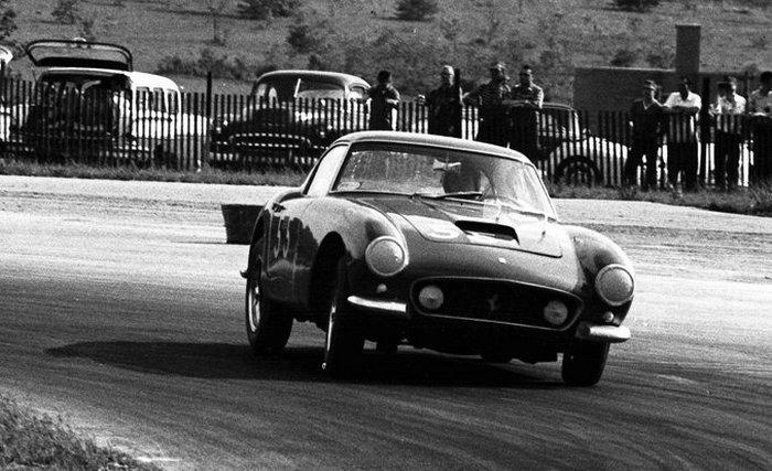 Ferrari 250GT SWB.