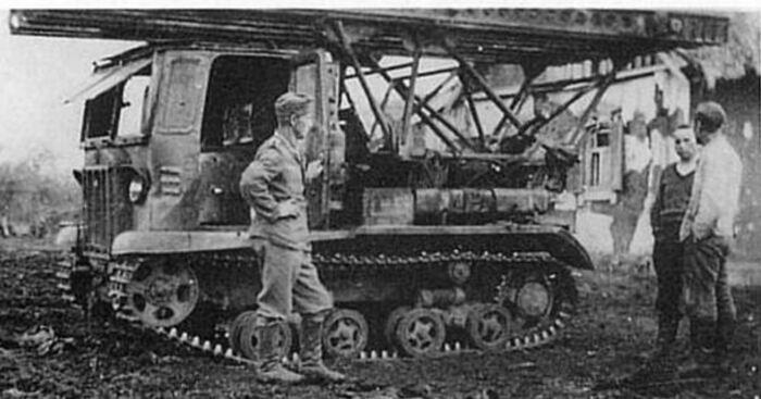 Большая часть таких машин была потеряла в годы войны. |Фото: nazadvgsvg.1bb.ru.