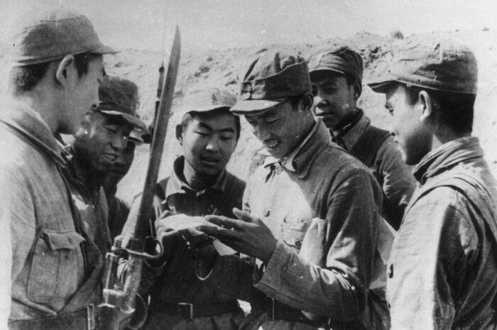 В Китае были свои революции и своя гражданская война. |Фото: Pinterest.