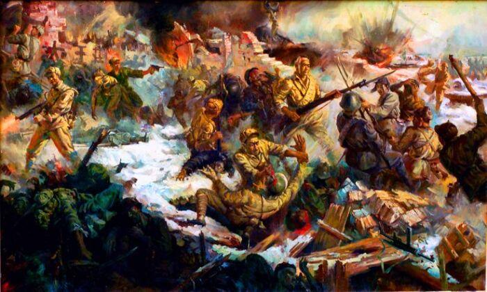Война закончилась изгнанием Гоминьдана на Тайвань. |Фото: tr.pinterest.com.