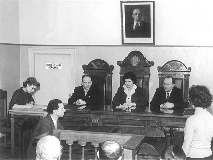 Часть моряков была осуждена за предательство Родины. ¦Фото: Twitter.