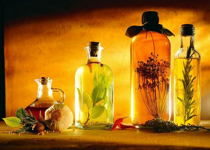 Древняя практика: ароматерапия.