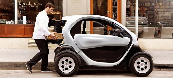Renault Twizy - самая надёжная малютка.