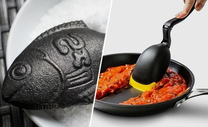 Оригинальные гаджеты, которые сделают кухню более удобной и оригинальной