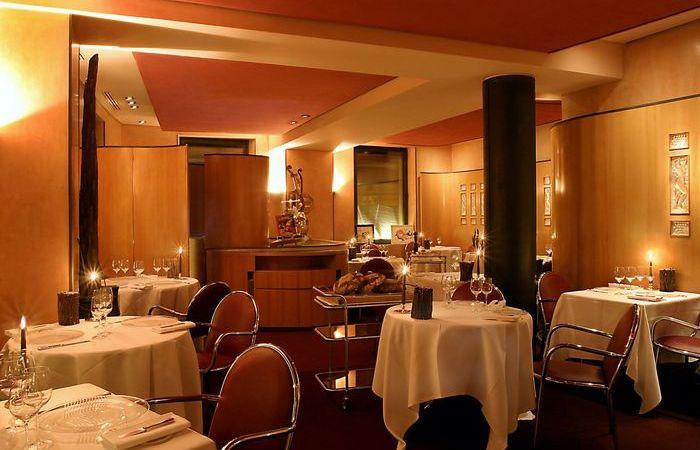 Ресторан «L'Arpege».