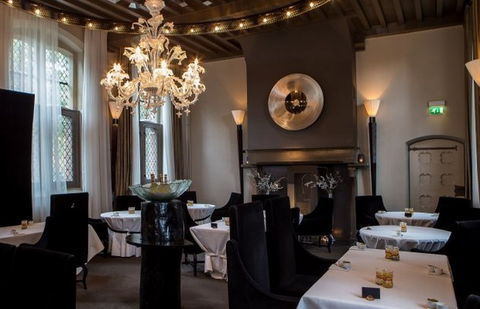 Ресторан «De Librije».