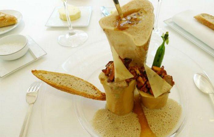 Ресторан «Le Pre Catelan».