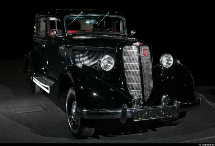 ГАЗ М-1 (1937.)