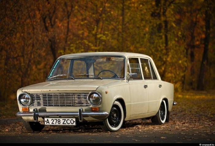 ВАЗ 2101 (1973)