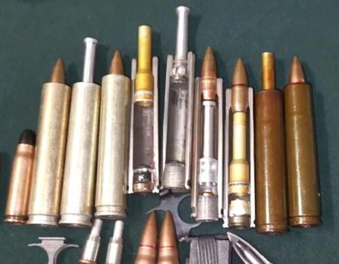 Патрон Гуревича стал основой для многих новых боеприпасов. |Фото: Twitter.