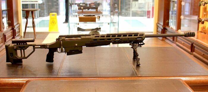 Идея создания мультикалиберного оружия не первое десятилетие будоражит ума конструкторов. |Фото: army-news.org.