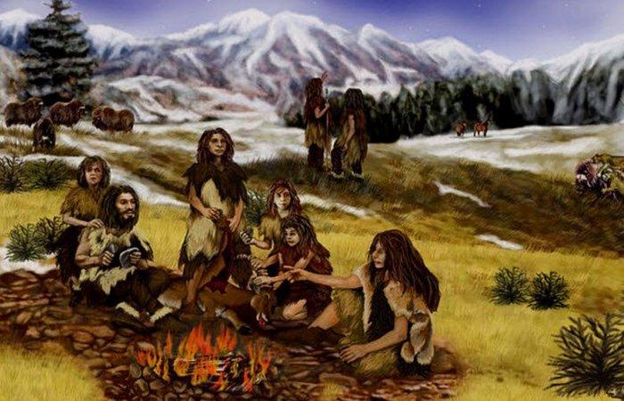 Переписуємо історію: венеричні захворювання неандертальців.